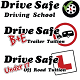 Drive Safe Driving School 1st 5 hours for £50 or 1st 10 hrs for £140 covers Laceby Acres