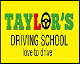 Taylor's Driving School covers Lewisham